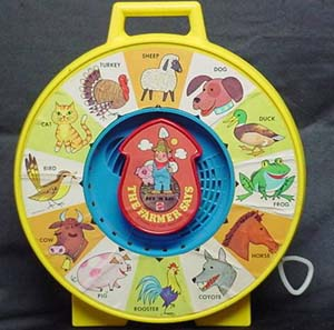 Tech Toy Flashback: The See 'n Say