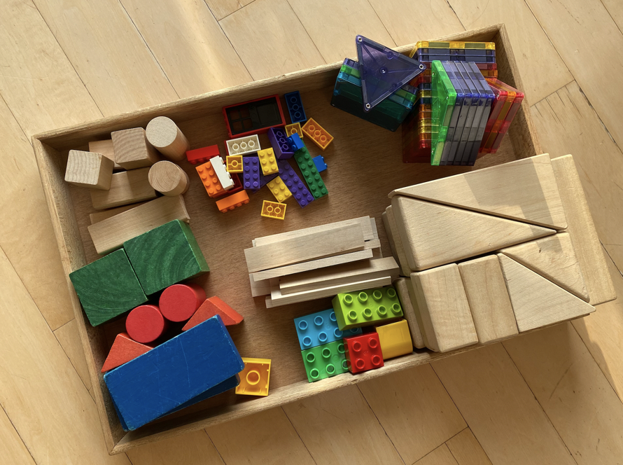 Architecture, Block Play, and the Hundred Languages of Children